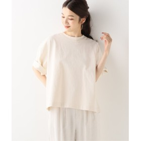 Spick and Span 【CAMBER】 MW クルーTシャツ ナチュラル フリー