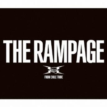 [枚数限定]THE RAMPAGE【2CD+DVD】/THE RAMPAGE from EXILE TRIBE[CD+DVD]【返品種別A】