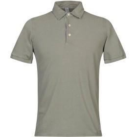 《期間限定セール開催中!》AUTHENTIC ORIGINAL VINTAGE STYLE メンズ ポロシャツ ミリタリーグリーン M コットン 100%