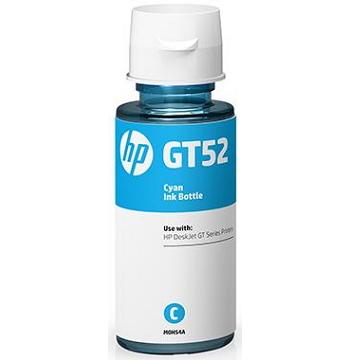 惠普HP GT52 青色原廠墨水瓶(M0H54AA)