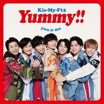 Yummy!!/Kis-My-Ft2[CD]通常盤【返品種別A】