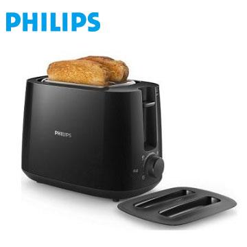 飛利浦PHILIPS 電子式智慧型厚片烤麵包機(HD2582/92)