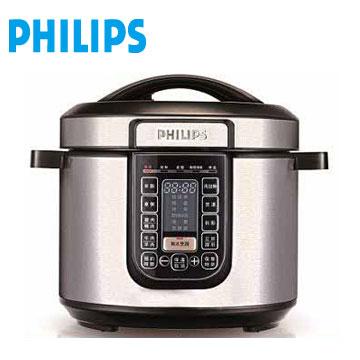 飛利浦PHILIPS 5L 微電腦智慧萬用鍋(HD2133)