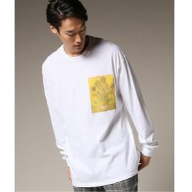 [マルイ] メンズTシャツ(SUNFLOWER ロングスリーブ Tシャツ)/417エディフィス(417 EDIFICE)