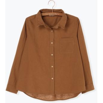 【6,000円(税込)以上のお買物で全国送料無料。】衿アソートワイヤー入りシャツ