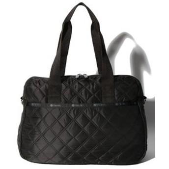 【LeSportsac:バッグ】HARPER BAG/マトラッセブラック