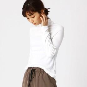 [マルイ]【セール】《 保湿 & 吸湿発熱 》 ハイネック Tシャツ/コムサイズムレデイス(COMME CA ISM)