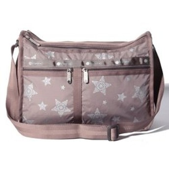 【LeSportsac:バッグ】【日本限定】DELUXE EVERYDAY BAG/シマーリングスターズ