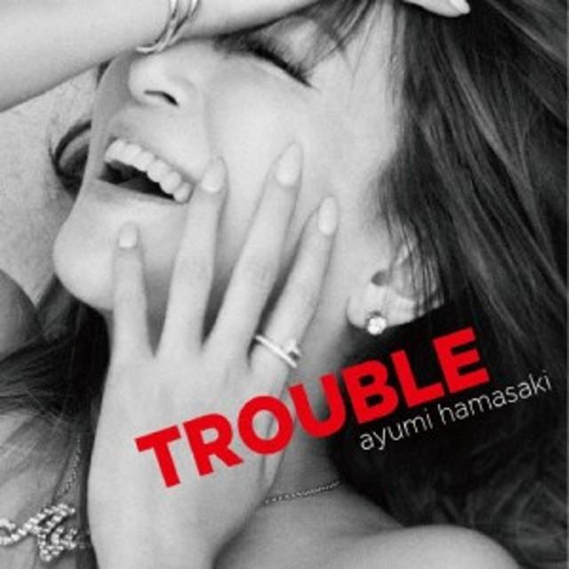 TROUBLE(ジャケBパターン)/浜崎あゆみ[CD]【返品種別A】