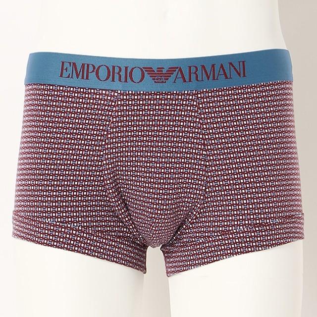[マルイ] エンポリオアルマーニ パターンミックスボクサーパンツ/エンポリオ アルマーニ(アンダーウェア)(EMPORIO ARMANI)