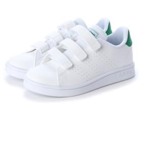 アディダス adidas ADVANCOURT C EF0223-17.0 フットウェアホワイト (WHITE)
