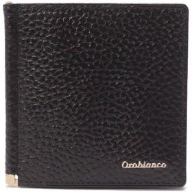 オロビアンコ 札バサミ(ORS 021508) メンズ BLACK FREE 【Orobianco】