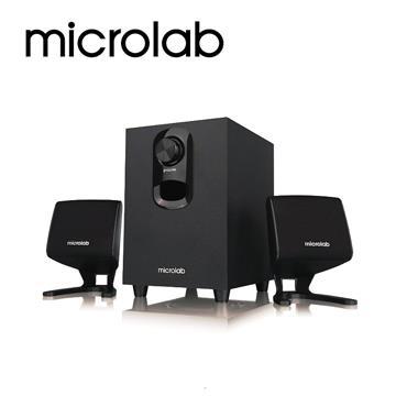 Microlab M-108 2.1聲道多媒體音箱(M-108)