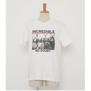 【AZUL by moussy:トップス】【MEN'S】INCREDIBLE PHOTO TEE
