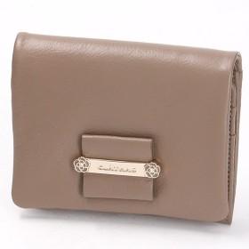 [マルイ] ダージリン ボックス二つ折り財布/クレイサス(CLATHAS)