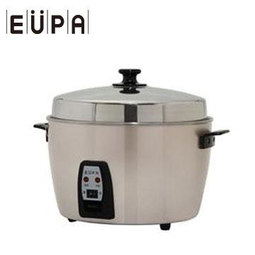 EUPA 15人份不鏽鋼電鍋(TSI-8215GS)
