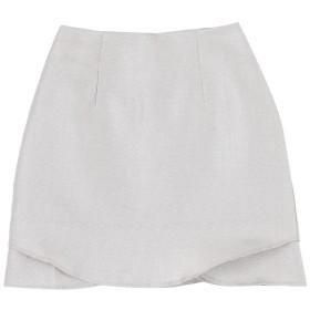 dazzlin(ダズリン)/グリッター台形スカート