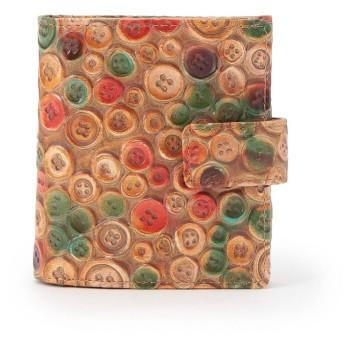 ヒロコ ハヤシ HIROKO HAYASHI ERENDHIRA(エレンディラ)薄型二つ折り財布 (マルチカラー)