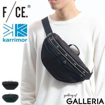 最大19%獲得★9/21迄 F/CE. × Karrimor エフシーイー カリマー ウエストバッグ SL2 FCE ボディバッグ メンズ レディース ナイロン コラボ F1901KR0004