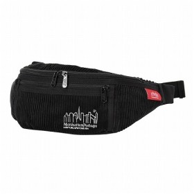 [マルイ] Brisbane Moss Fabric Alleycat Waist Bag/マンハッタンポーテージ(Manhattan Portage)