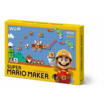 【中古即納】[WiiU]スーパーマリオメーカー(SUPER MARIO MAKER)(ソフトカバー仕様ブックレット同梱)(20150910)