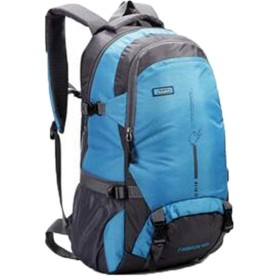 MARIAH(マリア)リュックサック レディース メンズ 登山リュック 25L/45L 大容量 背中通気 登山ザック アウトドア 旅行バッグ ブルーL