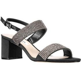 [ニナ] レディース パンプス Naomi Embellished Block Heel Sandals [並行輸入品]