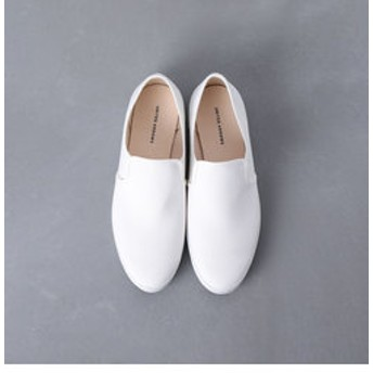 【UNITED ARROWS:シューズ】UA CANVAS SLIP ON