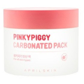 April Skin Pinky Piggy Carbonated Pack 100g(3.38oz)/100% Authentic Direct from Korea [並行輸入品]