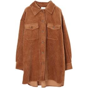 【6,000円(税込)以上のお買物で全国送料無料。】コーデュロイシャツジャケット