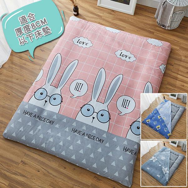 全包式床墊防塵保護套 (雙人)