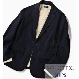 [マルイ] SC:【WEB限定】SOLOTEX(R) ハイブリッド ジャージー セットアップ ジャケット/シップス(メンズ)(SHIPS)
