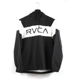 aj042-756-black (RVCA) ANORAK JACKET (ルーカ) アノラック ジャケット M