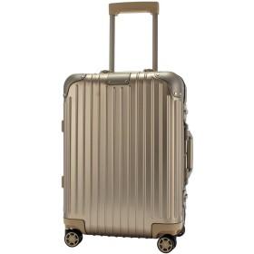 [ リモワ ] RIMOWA オリジナル キャビン 35L 4輪 機内持ち込み スーツケース キャリーケース キャリーバッグ 92553034 Original Cabin 旧 トパーズ 【NEWモデル】 [並行輸入品]