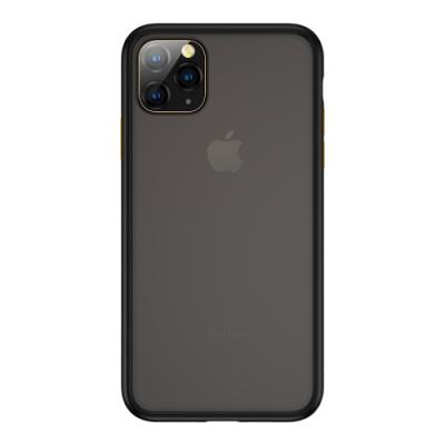Benks iPhone11 Pro (5.8吋) 防摔膚感手機殼●霧黑