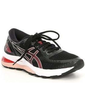 [アシックス] レディース スニーカー Women's GEL-Nimbus 21 Running Shoe [並行輸入品]