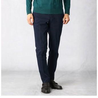 【COMME CA MEN:スーツ・ネクタイ】ポリエステルストレッチ カラーセットアップパンツ