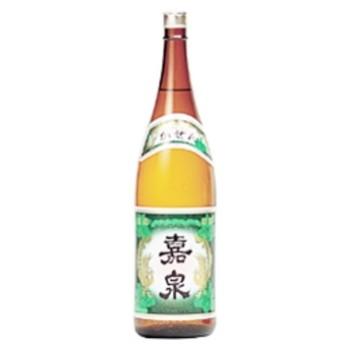清酒 嘉泉 精撰レギュラー 1800ml