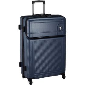 [プロテカ] スーツケース 日本製 ポケットライナー ピーナッツエディション 保証付 88L 70 cm 5kg コズミックネイビー