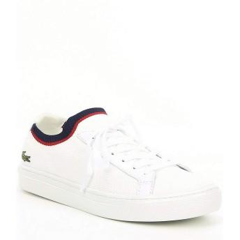 [ラコステ] レディース スニーカー Women's La Piquee 1191 Sneakers [並行輸入品]
