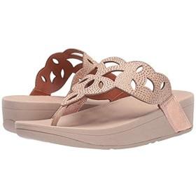[フィットフロップ] レディースサンダル・靴 Elora Crystal Toe Thong Sandal Rose Gold (28.5cm) M (B) [並行輸入品]