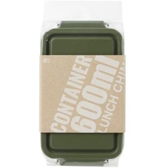 LUNCH CHIME コンテナランチボックス600mL (日本製)