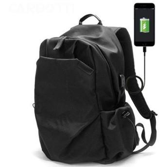 Vinkin リュックサック 男女兼用 おしゃれ カジュアル 15.6インチPCバック 大容量 軽量 USB充電ポート ラップトップ バックパック 学生 アウトドア 旅行 防水