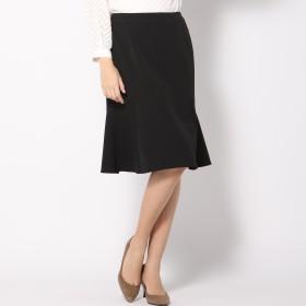 ViaggioBlu(ビアッジョブルー)/【ニーズ対応】【3サイズ展開】ツイルマーメイドスカート