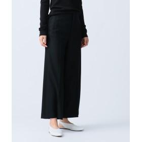 【オンワード】 JOSEPH WOMEN(ジョゼフ ウィメン) NEW FITZZY / SAXONY STRETCH パンツ ブラック 42 レディース 【送料無料】