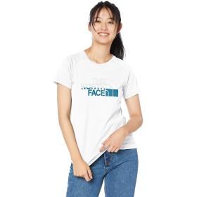 [ザ・ノース・フェイス] Tシャツ ショートスリーブGTDロゴクルー レディース ホワイト 日本 M (日本サイズM相当)