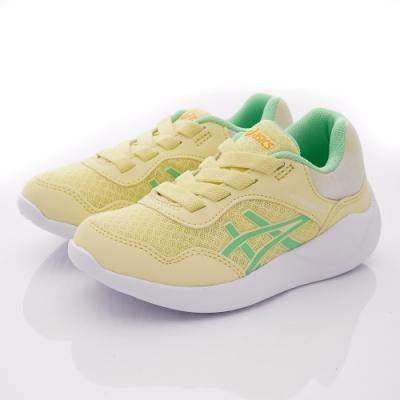 asics競速童鞋 LAZERBEAM運動款-034-750黃(中大童段)