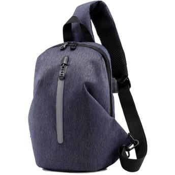 メンズ ボディバッグ ショルダーバッグ ワンショルダーバッグ バッグ カバン 斜めがけ 鞄 (N)
