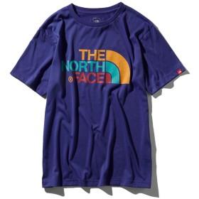 ザ・ノース・フェイス(THE NORTH FACE) ショートスリーブカラフルロゴティー(S/S Colorful Logo Tee) NT31931 AB アズテックブルー S