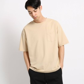 OPAQUE.CLIP(オペーク ドット クリップ)/胸ポケットTシャツ